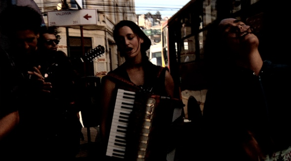Temporary Valparaíso: las calles