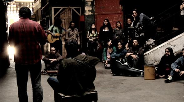 Temporary Valparaíso: el mercado