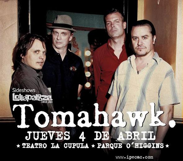 Tomahawk en Chile