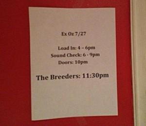 The Breeders (1)
