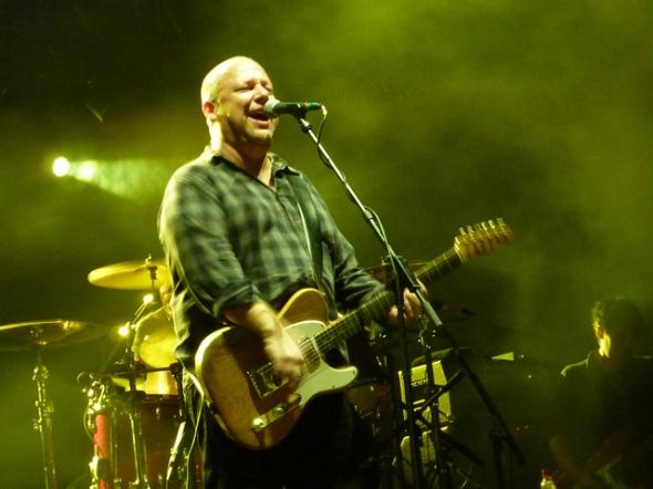 Pixies en Chile