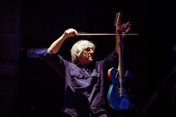 Lee Ranaldo (foto de Carlos Molina)